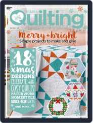 Love Patchwork & Quilting (Digital) Subscription November 1st, 2019 Issue