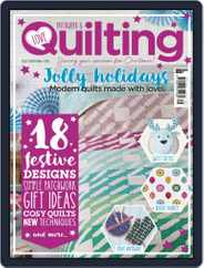 Love Patchwork & Quilting (Digital) Subscription October 19th, 2019 Issue