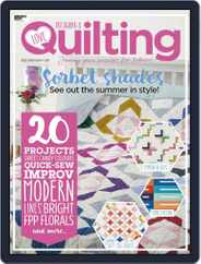 Love Patchwork & Quilting (Digital) Subscription October 17th, 2019 Issue