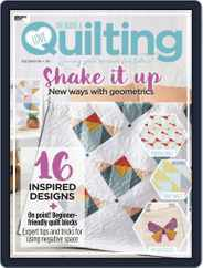 Love Patchwork & Quilting (Digital) Subscription July 1st, 2019 Issue