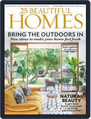 25 Beautiful Homes (Digital) Subscription May 1st, 2020 Issue