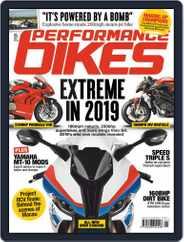 Performance Bikes Magazine (Digital) Subscription January 1st, 2019 Issue