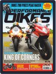 Performance Bikes Magazine (Digital) Subscription December 1st, 2018 Issue