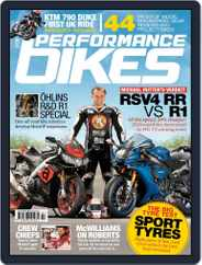 Performance Bikes Magazine (Digital) Subscription July 1st, 2018 Issue