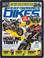 Performance Bikes Magazine (Digital) Subscription June 1st, 2018 Issue