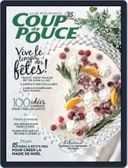 Coup De Pouce (Digital) Subscription December 1st, 2019 Issue
