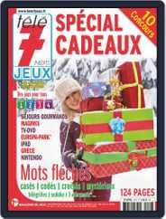 Télé 7 Jeux (Digital) Subscription November 1st, 2019 Issue