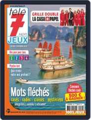 Télé 7 Jeux (Digital) Subscription October 1st, 2019 Issue