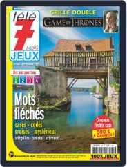 Télé 7 Jeux (Digital) Subscription September 1st, 2019 Issue