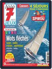 Télé 7 Jeux (Digital) Subscription August 1st, 2019 Issue
