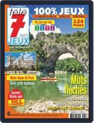 Télé 7 Jeux (Digital) Subscription June 1st, 2019 Issue