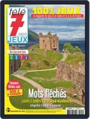Télé 7 Jeux (Digital) Subscription May 1st, 2019 Issue