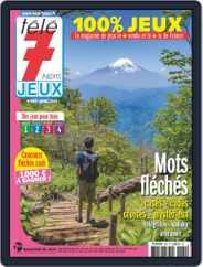 Télé 7 Jeux (Digital) Subscription April 1st, 2019 Issue