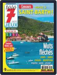 Télé 7 Jeux (Digital) Subscription March 1st, 2019 Issue
