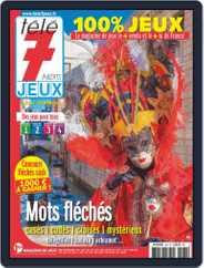 Télé 7 Jeux (Digital) Subscription February 1st, 2019 Issue