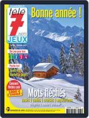 Télé 7 Jeux (Digital) Subscription January 1st, 2019 Issue