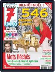 Télé 7 Jeux (Digital) Subscription November 1st, 2018 Issue