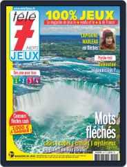 Télé 7 Jeux (Digital) Subscription October 1st, 2018 Issue