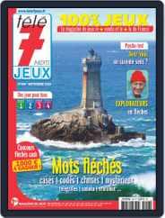 Télé 7 Jeux (Digital) Subscription September 1st, 2018 Issue