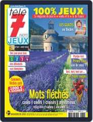Télé 7 Jeux (Digital) Subscription August 1st, 2018 Issue