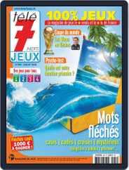 Télé 7 Jeux (Digital) Subscription July 1st, 2018 Issue