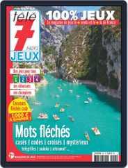 Télé 7 Jeux (Digital) Subscription June 1st, 2018 Issue
