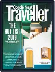 Conde Nast Traveller UK (Digital) Subscription May 1st, 2019 Issue