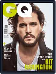 GQ South Africa (Digital) Subscription May 1st, 2019 Issue