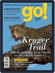 go! (Digital) Subscription October 1st, 2019 Issue