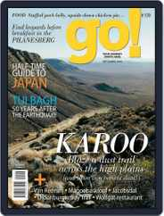 go! (Digital) Subscription September 1st, 2019 Issue