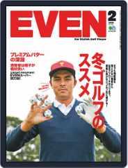 EVEN イーブン (Digital) Subscription January 4th, 2020 Issue