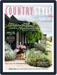 Country Style (Digital) Subscription September 1st, 2019 Issue