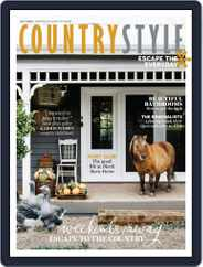 Country Style (Digital) Subscription July 1st, 2019 Issue