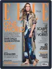 Elle Italia (Digital) Subscription April 11th, 2020 Issue