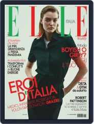 Elle Italia (Digital) Subscription April 4th, 2020 Issue