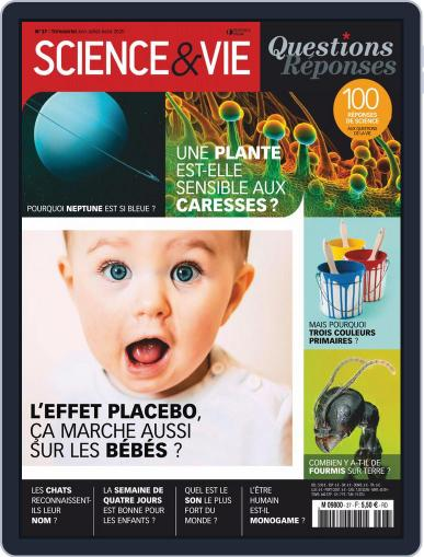 Science et Vie Questions & Réponses June 1st, 2020 Digital Back Issue Cover