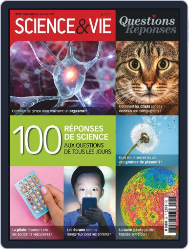 Science et Vie Questions & Réponses March 1st, 2020 Digital Back Issue Cover