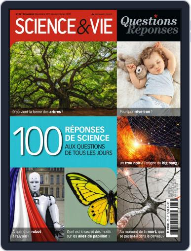Science et Vie Questions & Réponses December 1st, 2019 Digital Back Issue Cover