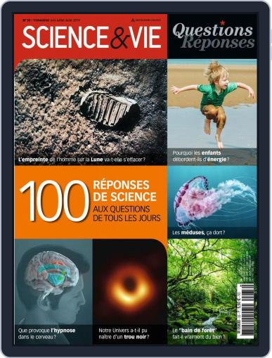 Science et Vie Questions & Réponses June 1st, 2019 Digital Back Issue Cover