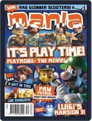 Mania (Digital) Subscription November 1st, 2019 Issue
