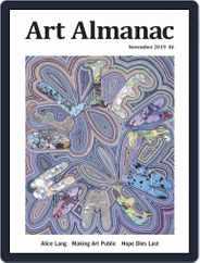 Art Almanac (Digital) Subscription November 1st, 2019 Issue