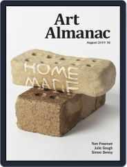 Art Almanac (Digital) Subscription August 1st, 2019 Issue