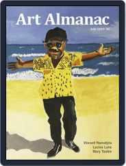 Art Almanac (Digital) Subscription July 1st, 2019 Issue