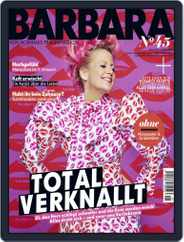 Barbara (Digital) Subscription April 1st, 2020 Issue