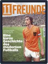 11 Freunde (Digital) Subscription April 1st, 2019 Issue