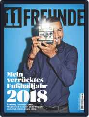 11 Freunde (Digital) Subscription January 1st, 2019 Issue