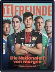 11 Freunde (Digital) Subscription September 1st, 2018 Issue
