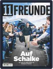 11 Freunde (Digital) Subscription May 1st, 2018 Issue