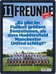 11 Freunde (Digital) Subscription December 1st, 2017 Issue