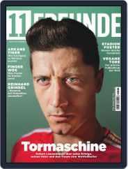 11 Freunde (Digital) Subscription October 1st, 2017 Issue
